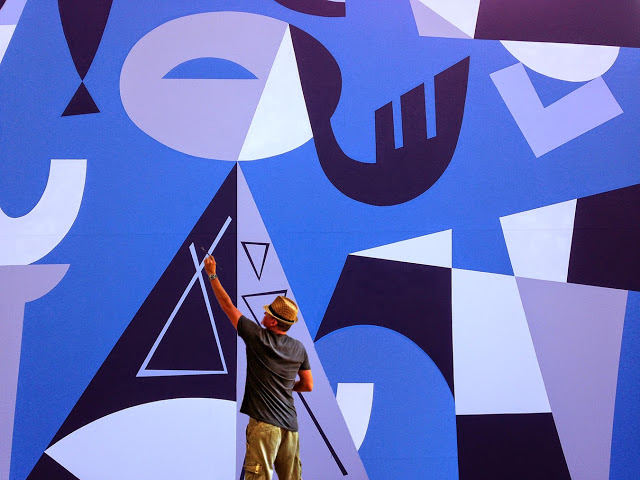 Time Lapse Mural Magic