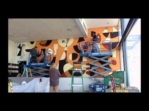 Mural Making