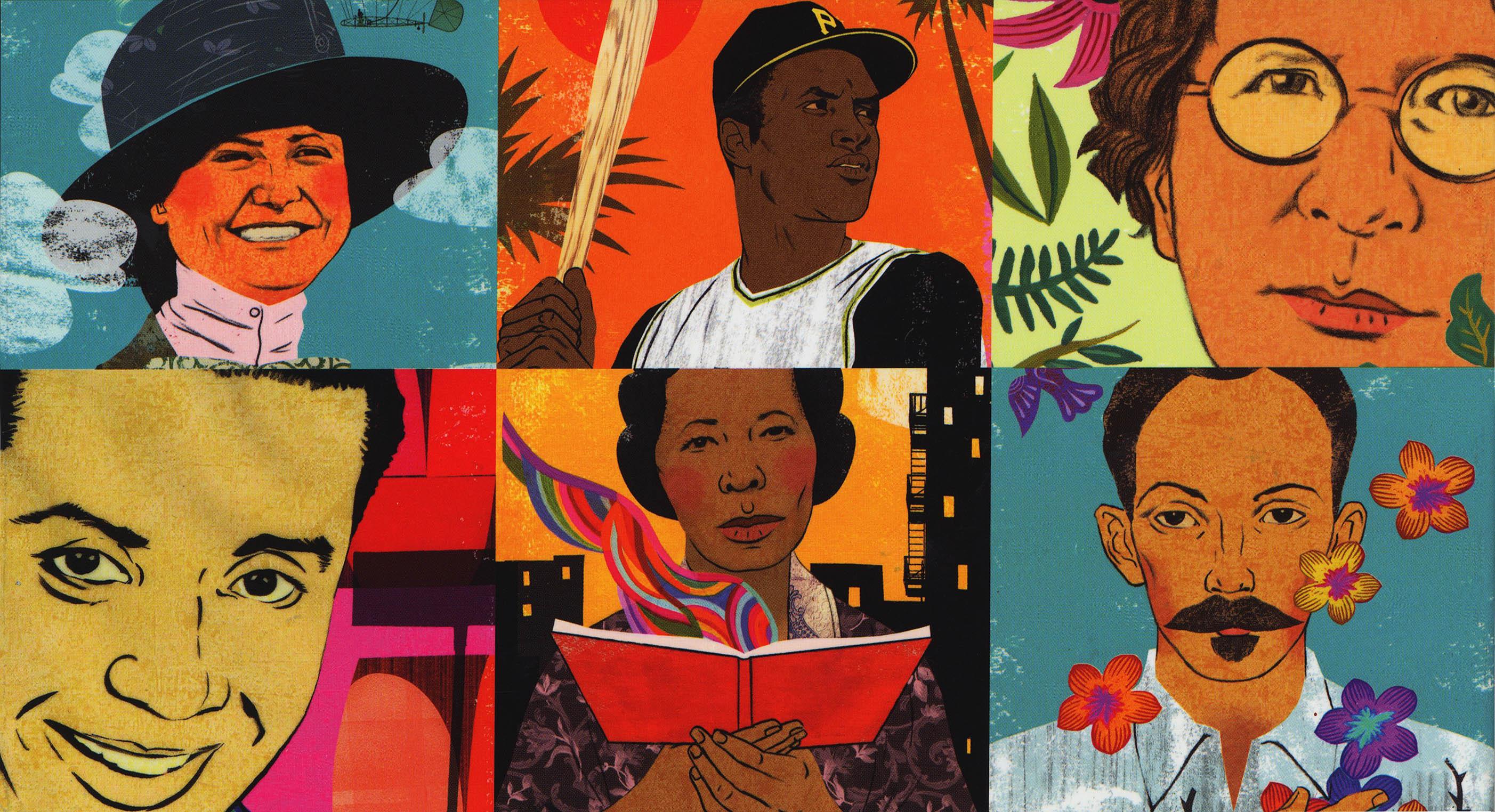 BRAVO! Poems about Amazing Hispanics! | Rafael López