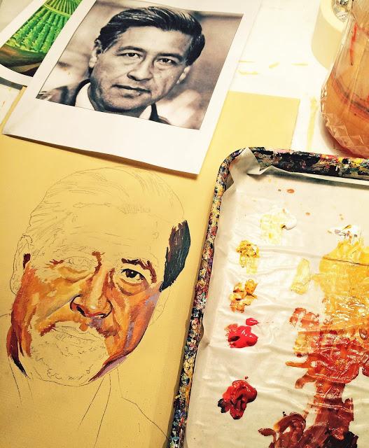 Hispanic Heritage. César Chávez