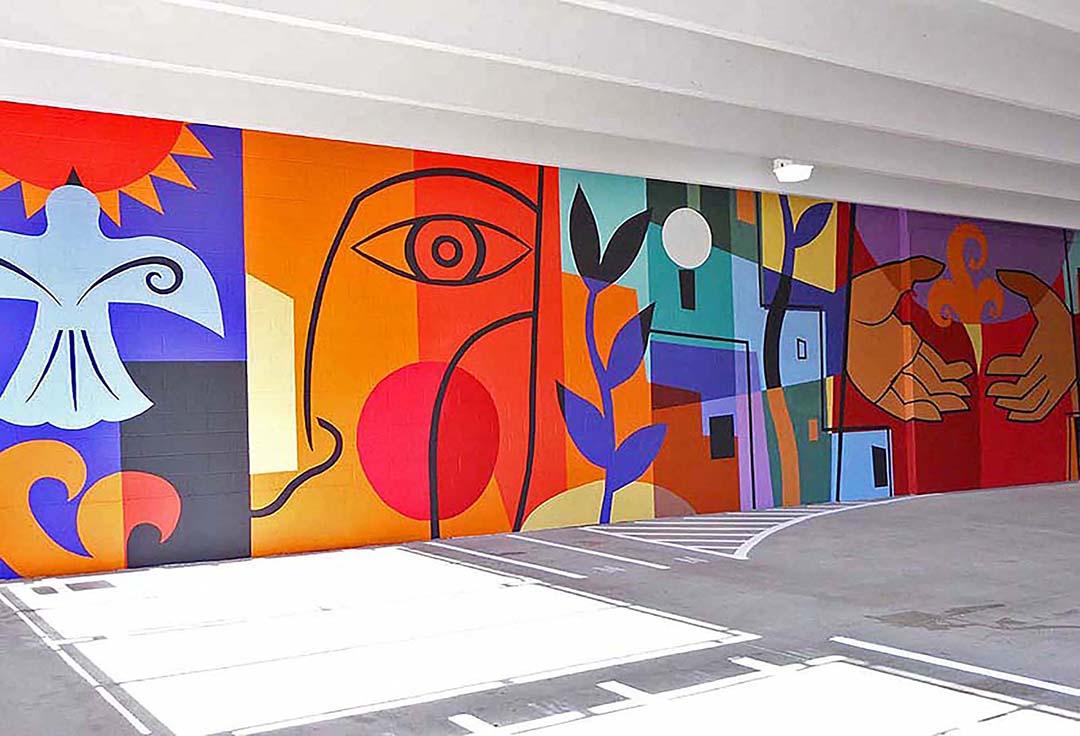 Murals Rafael Lpez